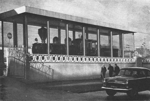 Ленинград в 1965 году