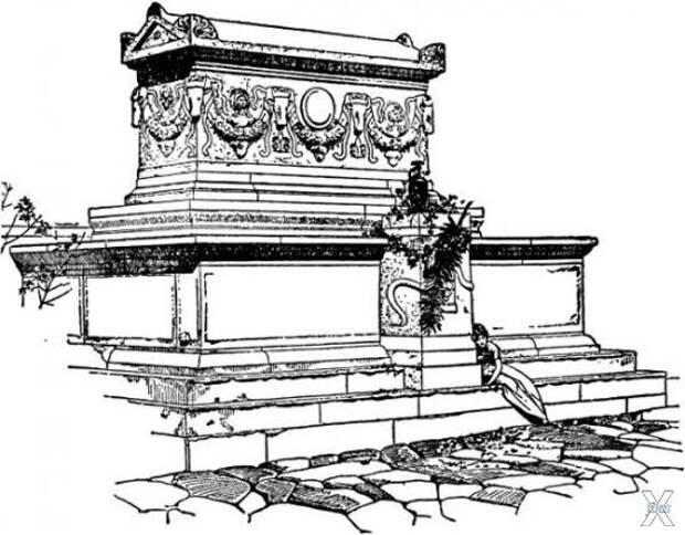 Саркофаг – массивный гроб, гробница