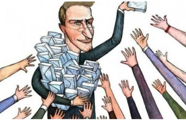 Наказание за серую зарплату ужесточат