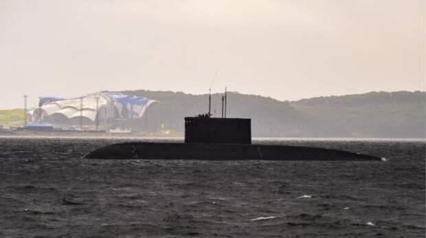 Противолодочные самолёты США ищут российскую подлодку врайоне стоянки АУГ