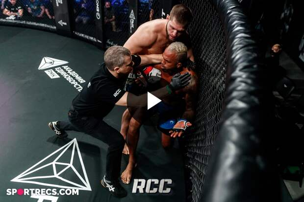 RCC Intro 16 Highlights   Досрочно   Кирилл Корнилов, Россия vs Эдуардо Руфиньо, Бразилия