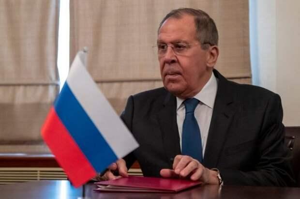 Лавров: Европа в отношениях с РФ возводит «окопы»