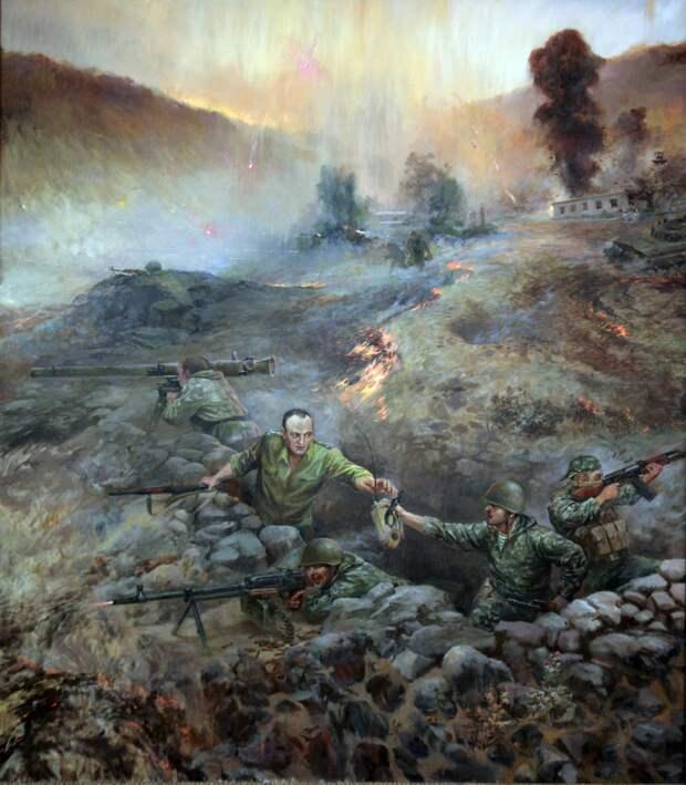 Бой на 12-й заставе глазами Станислава Говорухина