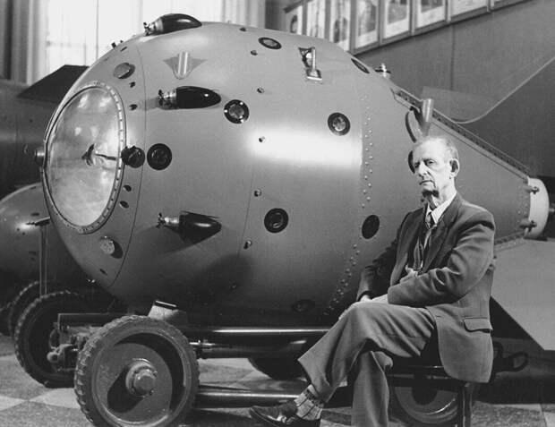 8 марта 1950 года СССР объявил о создании атомной бомбы