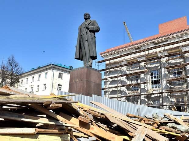 Реконструкция Национальной библиотеки Удмуртии продолжается в Ижевске