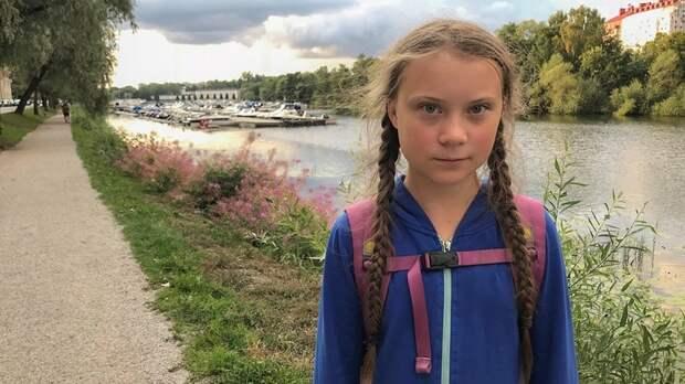 3 факта про шведскую школьницу Грету Тунберг, которую назвали человеком года