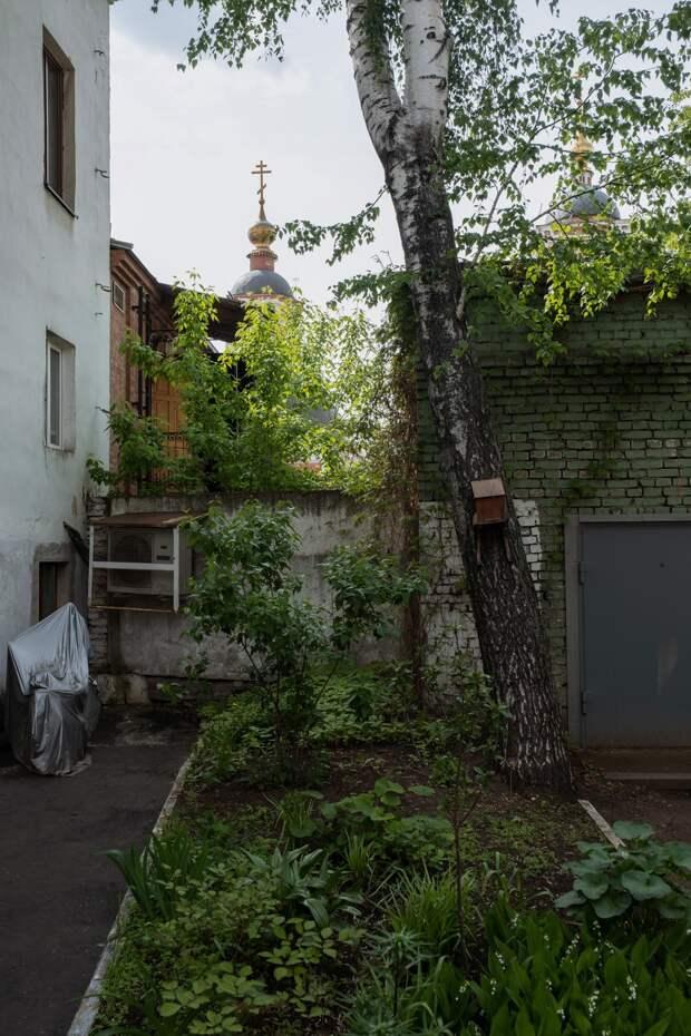 Хитрый дом на Хитровке