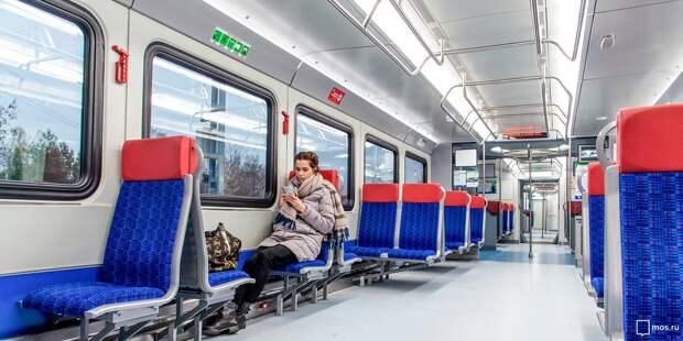 Пассажиры МЦД-1 узнают об истории станции «Окружная» из новой аудиоэкскурсии