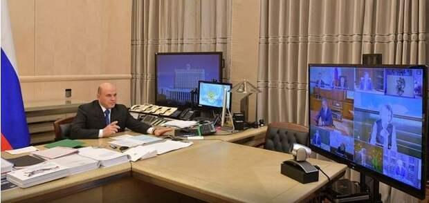 Мишустин выдвинул кандидатуру Чекункова на пост министра развития Арктики