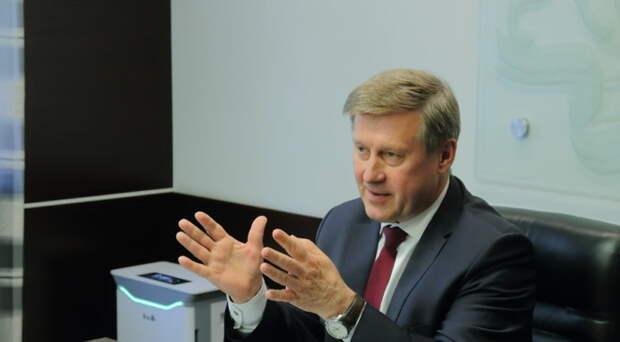 Анатолий Локоть заявил, что намерен остаться мэром Новосибирска
