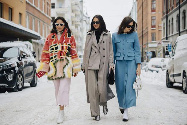 Возращаемся в семидесятые: модные женские прически 2021 года