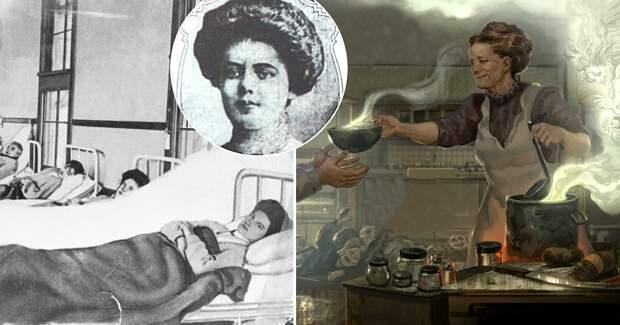 """После прививки от коронавируса немцы столкнулись с эффектом """"Тифозной Мэри"""""""