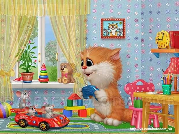коты Алексея Долотова – 41