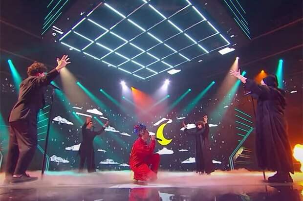 Выступление Манижи на «Евровидении» набрало миллион просмотров на YouTube