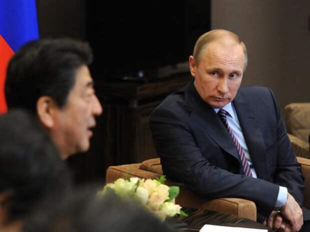После встречи с Путиным министр экономики Японии пришел к выводу – «с Россией надо дружить»
