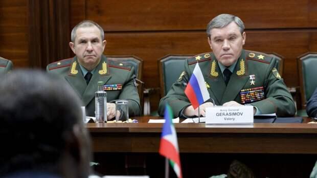 Пентагон связался с Генштабом РФ после инцидента с военными США в Сирии
