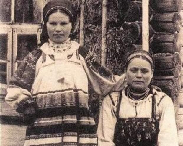 Почему крестьянки становились «срамными девками»