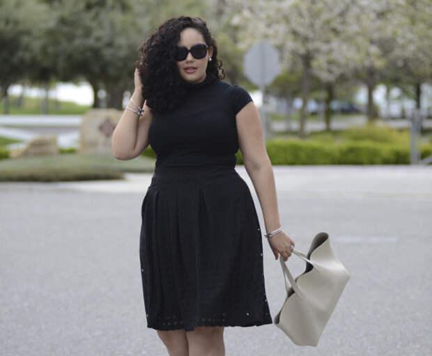 Мода для женщин размера plus size -- основные тенденции на весну-лето 2017
