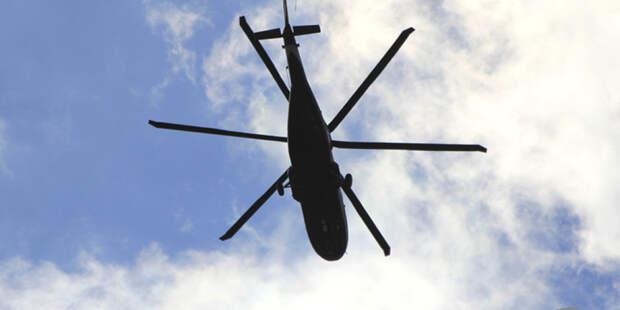На Кубани пилот погиб при крушении вертолета