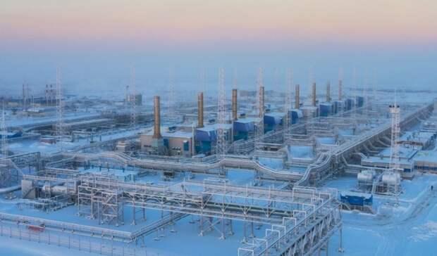 Добычу газа научастке 4A ачима Уренгоя начали «Газпром» иWintershall Dea