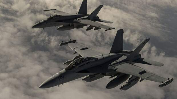 """СМИ стало известно о подготовке ВВС США к """"глубокому удару"""" по России"""