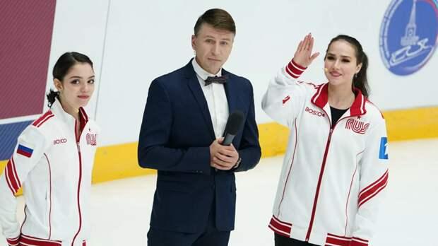 Сотникова: если Загитова и Медведева хотят вернуться в сборную, пусть доказывают всё на соревнованиях