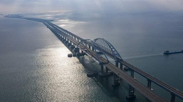 Более 14 миллионов автомобилей проехало по Крымскому мосту за три года