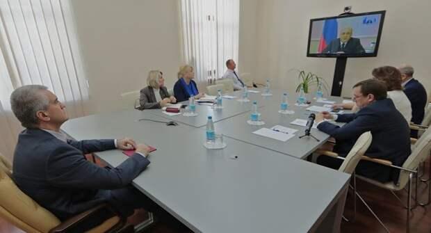 Крымские власти: коронавирусный период будет долгим