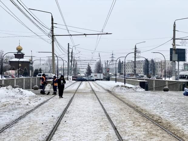 Жителям Щекино и Ленинского района новые автостанции доставляют проблемы