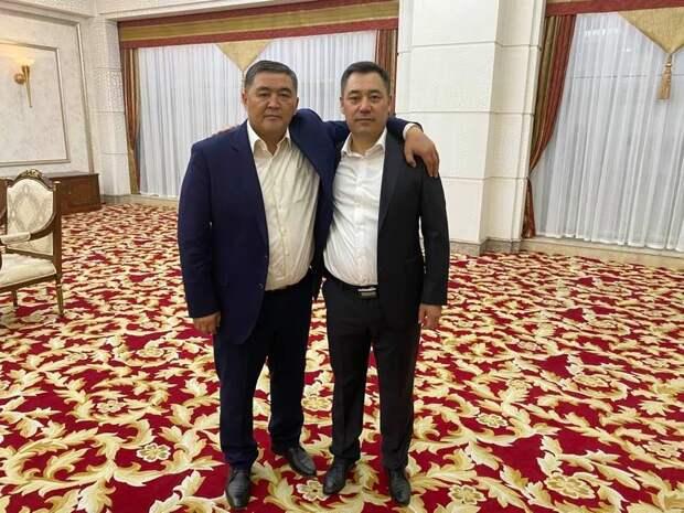 Русские, узбеки и турки не вправе претендовать на равенство с кыргызами