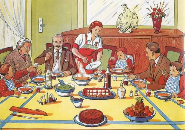 Типичный советский обед, декриминализация грибов и месть Китая Австралии