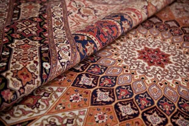 Уход за ковром: 8 советов и еще немного подсказок