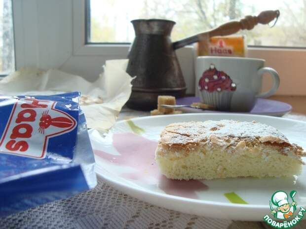 """Моё ленивое печенье """"Савоярди"""""""