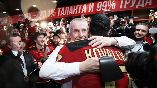 Сенсация КХЛ: Ковальчук ушел из «Авангарда», с которым выиграл кубок. Ветеран уедет в НХЛ или перейдет в «Спартак»?