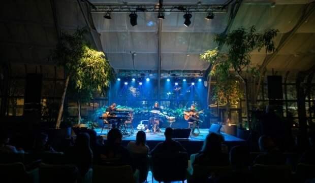 Оранжерея павильона №14 ВДНХ приглашает на концерты летнего сезона