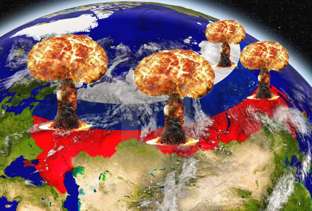 ВСШАсчитают Москву лучшим местом дляспасения вслучае ядерной войны