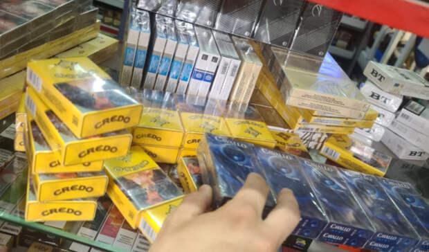 За полгода власти Ростова демонтировали почти нелегальных 60 табачных ларьков