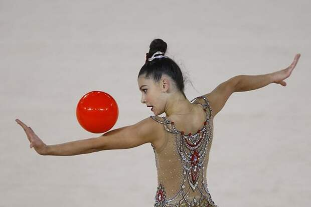 Элемент в художественной гимнастике назвали в честь шестнадцатилетней российской спортсменки