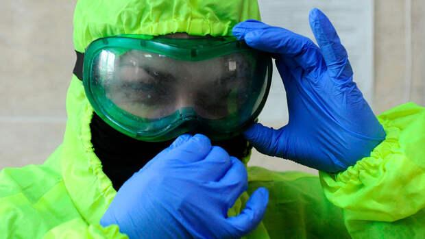 В России выявили еще 8 790 случаев коронавируса