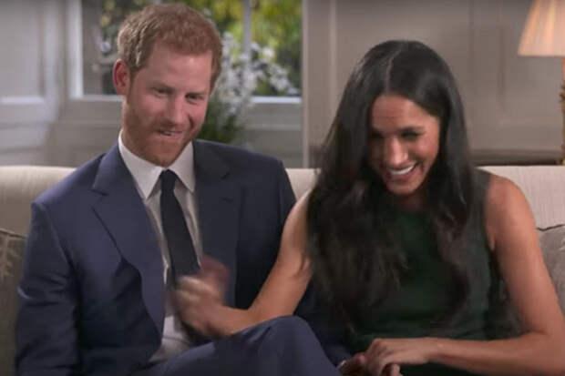 Принц Гарри и Меган Маркл сделали серию скандальных признаний о закулисье королевской семьи