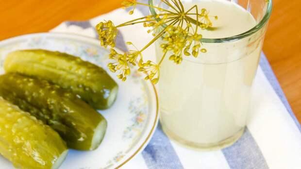 Рецепты с огуречным рассолом: 3 простых блюда