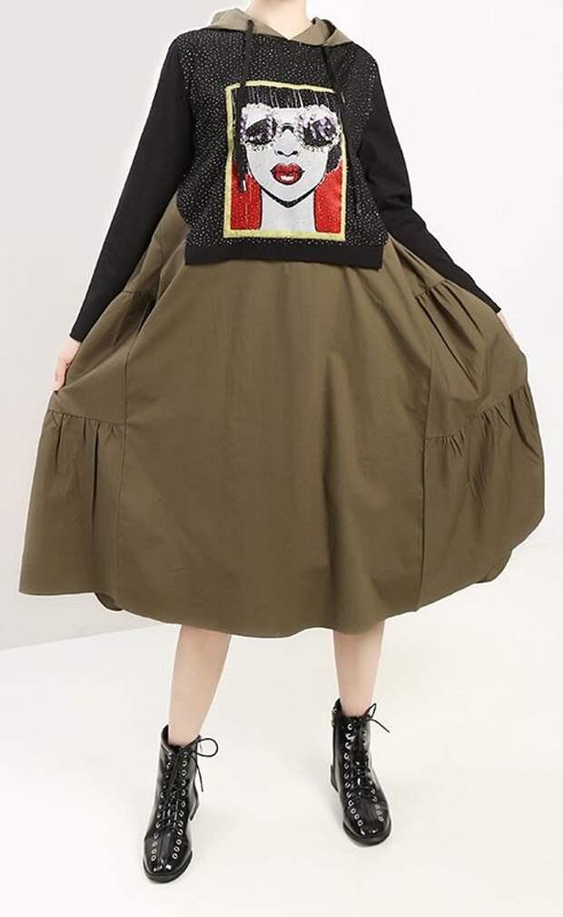 Платья из кусков - 2