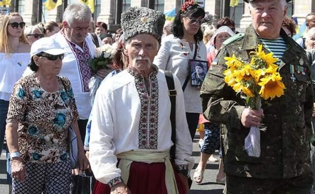 Страшненькая наивность: Как украинского обывателя превратили в зверя
