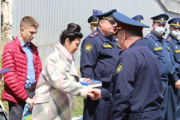 В следственном изоляторе Уссурийска открыли мемориальную доску памяти бывшего начальника