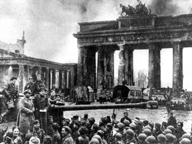 Как союзники попытались в 1945 году украсть у России победу в войне