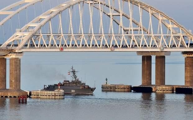 В МИД РФ назвали нормальной практикой ограничение прохода судов через Керченский пролив
