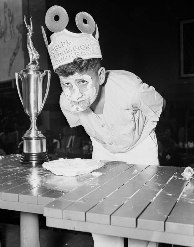 12-летний победитель конкурса, Нью-Йорк, 1939.