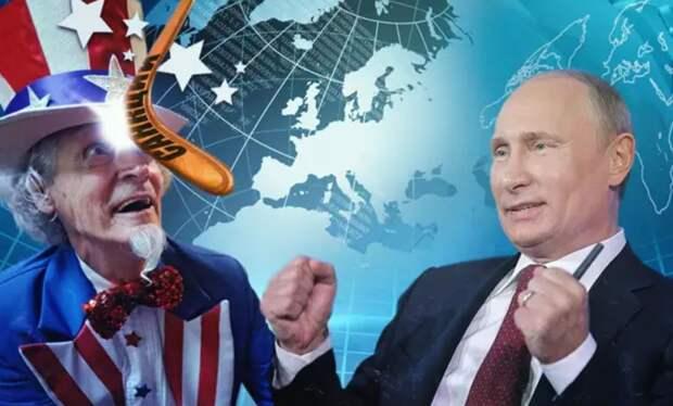 В чем сила России? Россия снова побеждает Запад