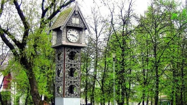«Поправили кукушку»: в Пензе починили одну из известных достопримечательностей города