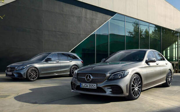 Mercedes-Benz отзывает нестабильные автомобили